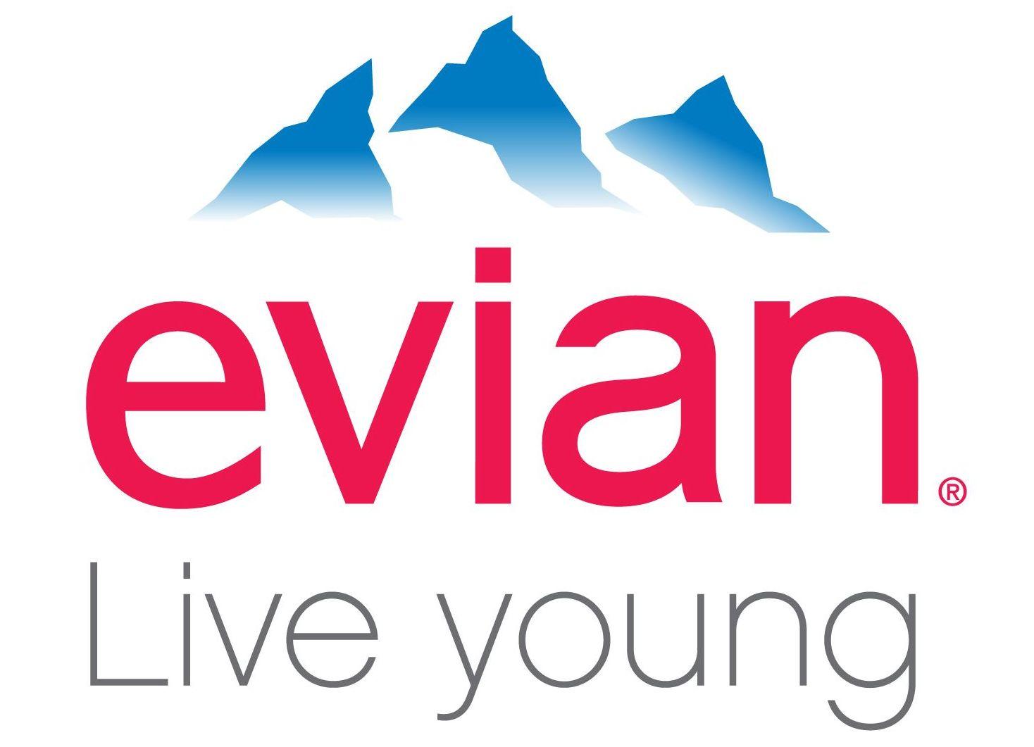 Apa mineral naturala Evian® capata un echilibru mineral unic si desavarsit.