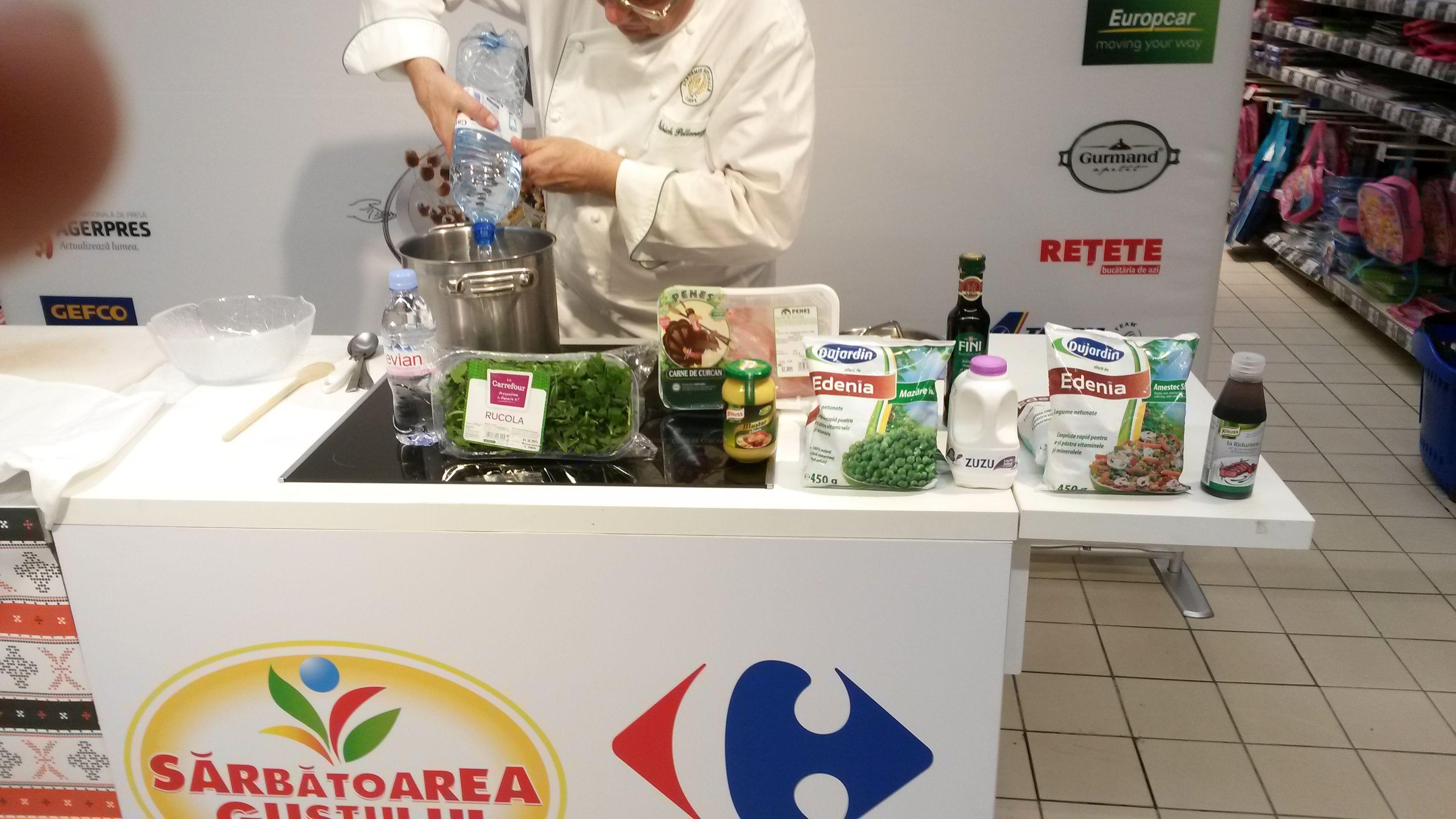 Atelier_Culinar_Sarbatoarea_Gustului_Carrefour_Atelier_educational_Patrick_Pierre_Pettenuzzo_005