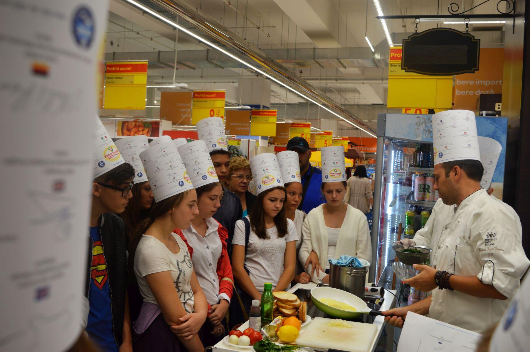 Atelier_Culinar_Sarbatoarea_Gustului_Carrefour_MegaMall_Atelier_Educational_09