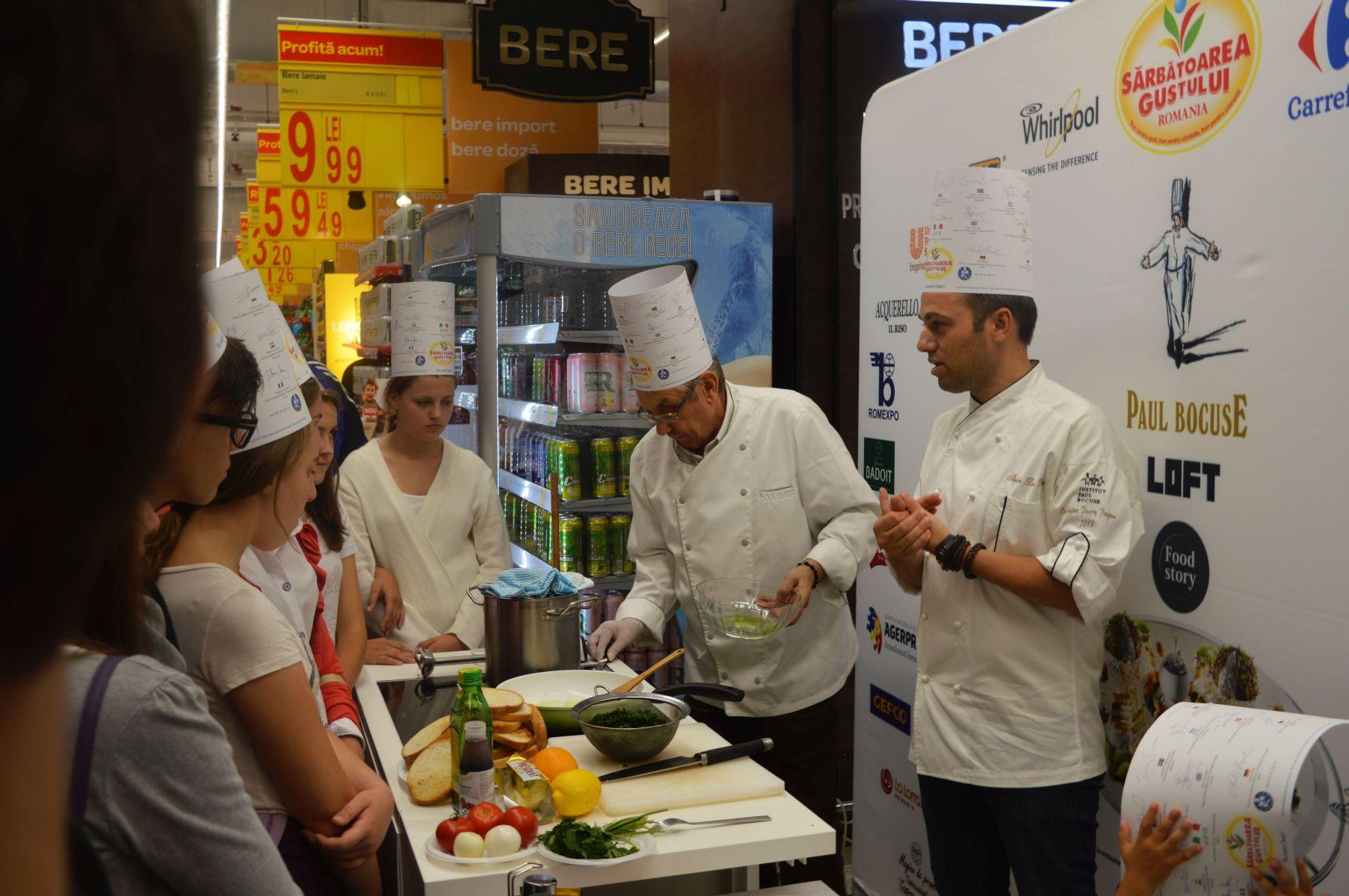Atelier_Culinar_Sarbatoarea_Gustului_Carrefour_MegaMall_Atelier_Educational_10