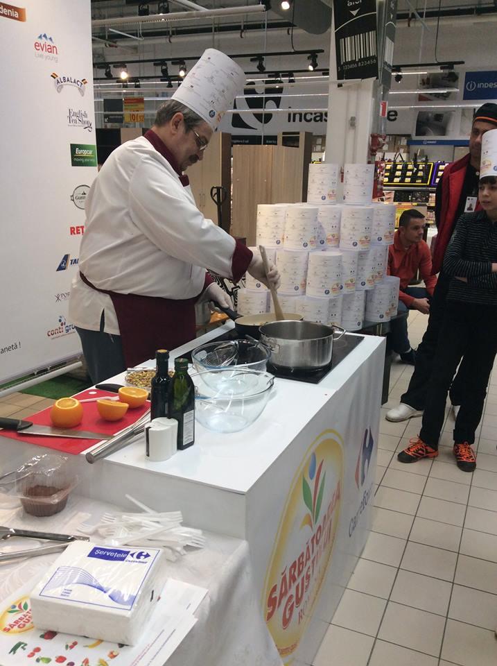 Atelier_Culinar_Sarbatoarea_Gustului_Daniel_Van_der_Veken_si_Marie_Carels_Atelier_Educational_Carrefour_Tg_Jiu_02