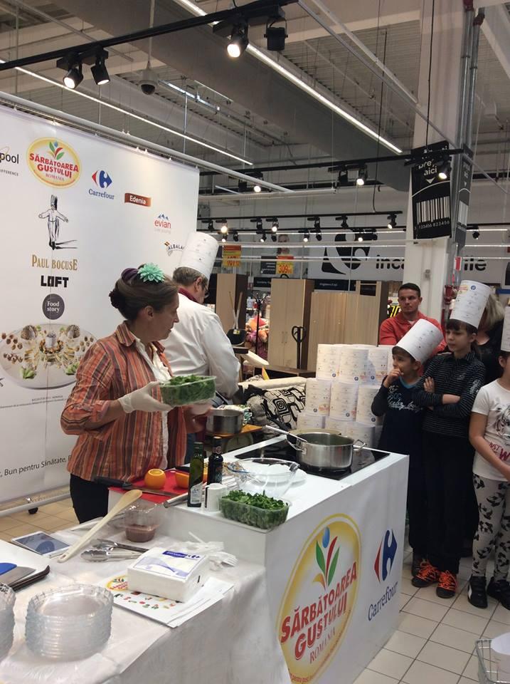 Atelier_Culinar_Sarbatoarea_Gustului_Daniel_Van_der_Veken_si_Marie_Carels_Atelier_Educational_Carrefour_Tg_Jiu_03