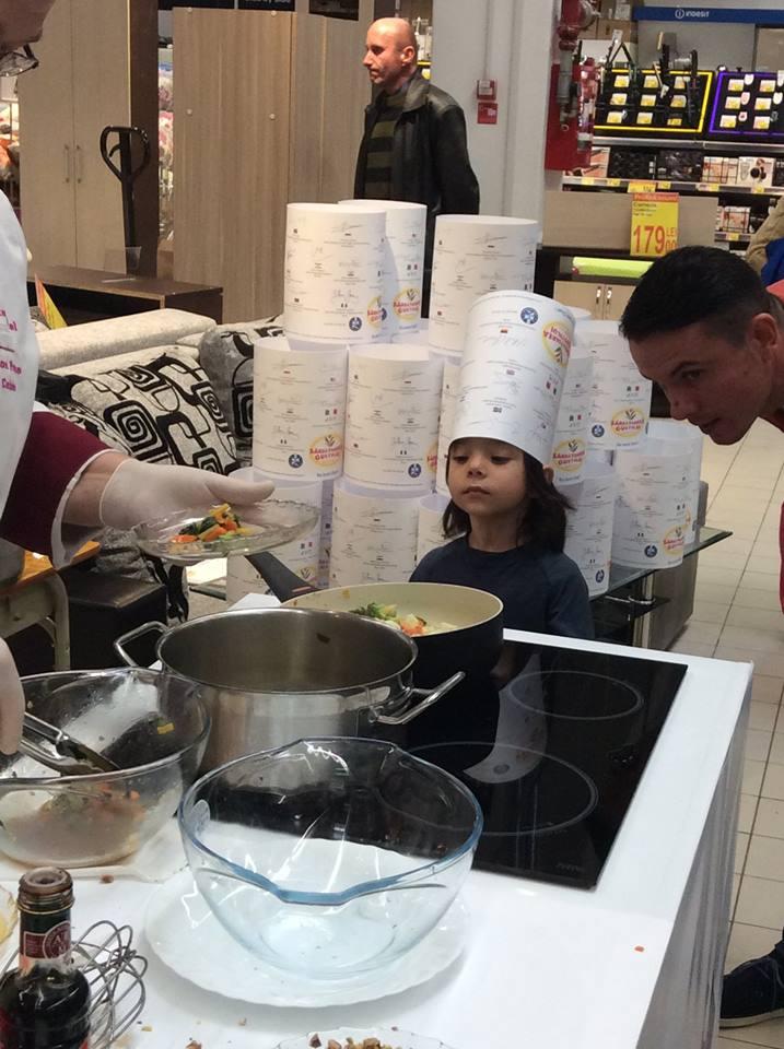 Atelier_Culinar_Sarbatoarea_Gustului_Daniel_Van_der_Veken_si_Marie_Carels_Atelier_Educational_Carrefour_Tg_Jiu_16
