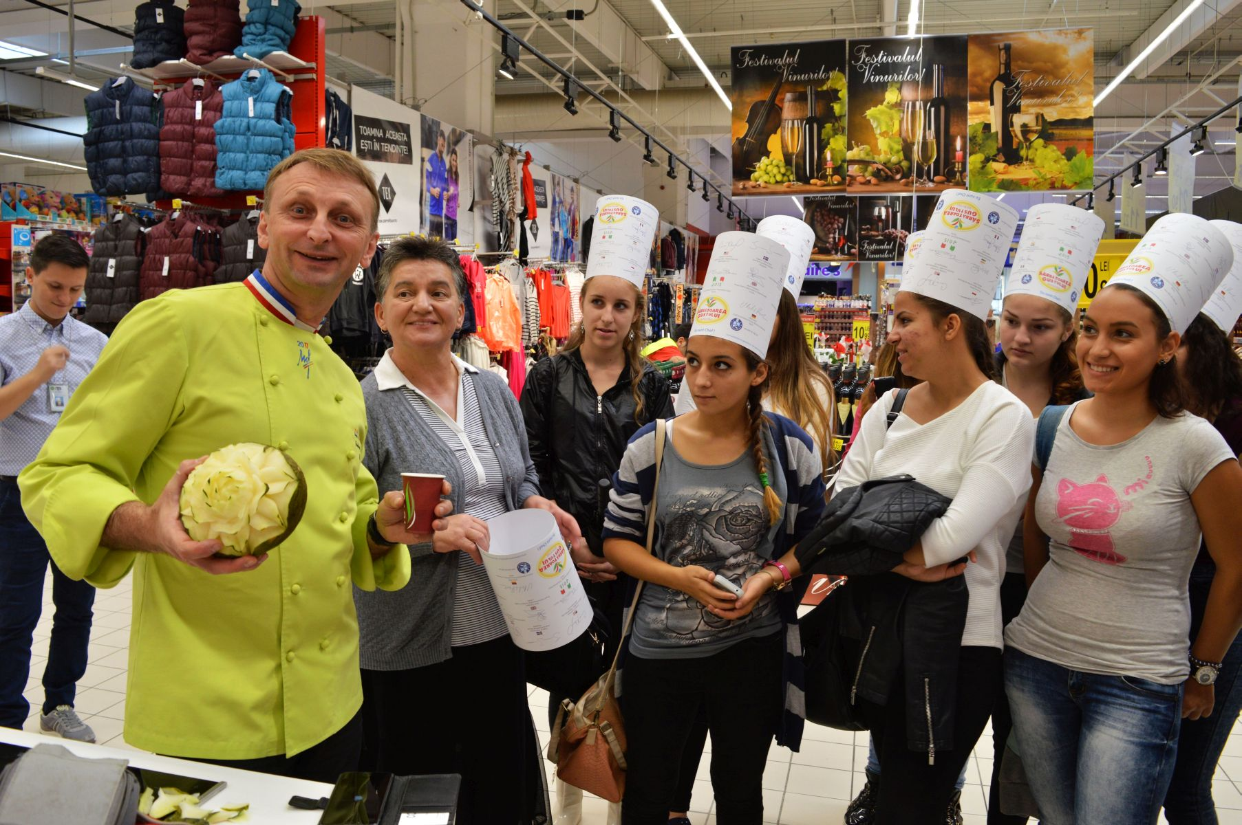 Atelier_Culinar_Sarbatoarea_Gustului_Frederic_Jaunault_Education_Carrefour_35