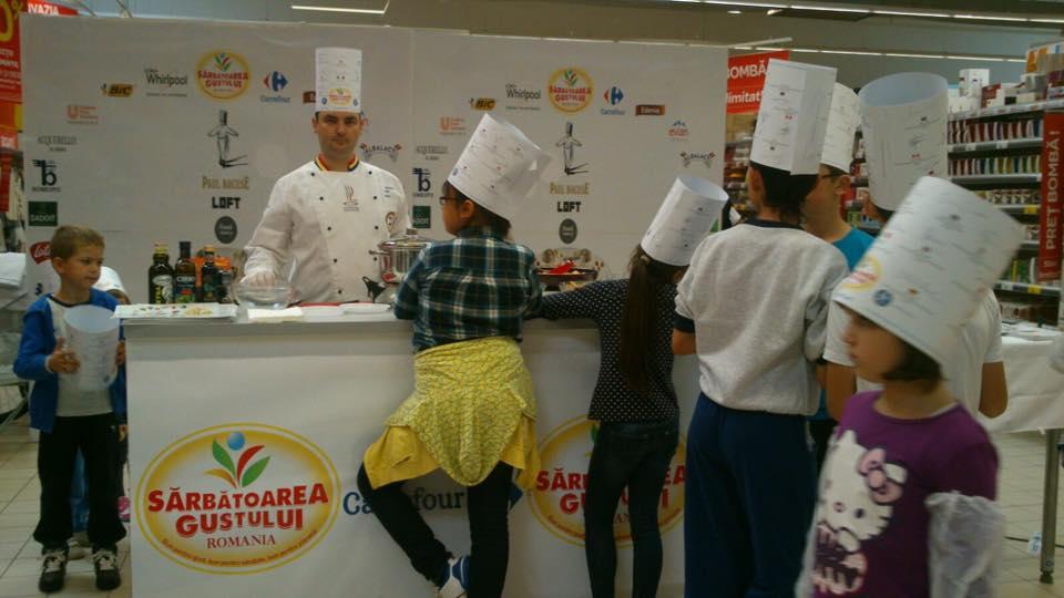 Atelier_Culinar_Sarbatoarea_Gustului_Samuel_Rus_Atelier_Educational_Carrefour_Oradea_03