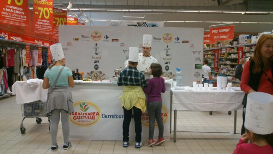 Atelier_Culinar_Sarbatoarea_Gustului_Samuel_Rus_Atelier_Educational_Carrefour_Oradea_04
