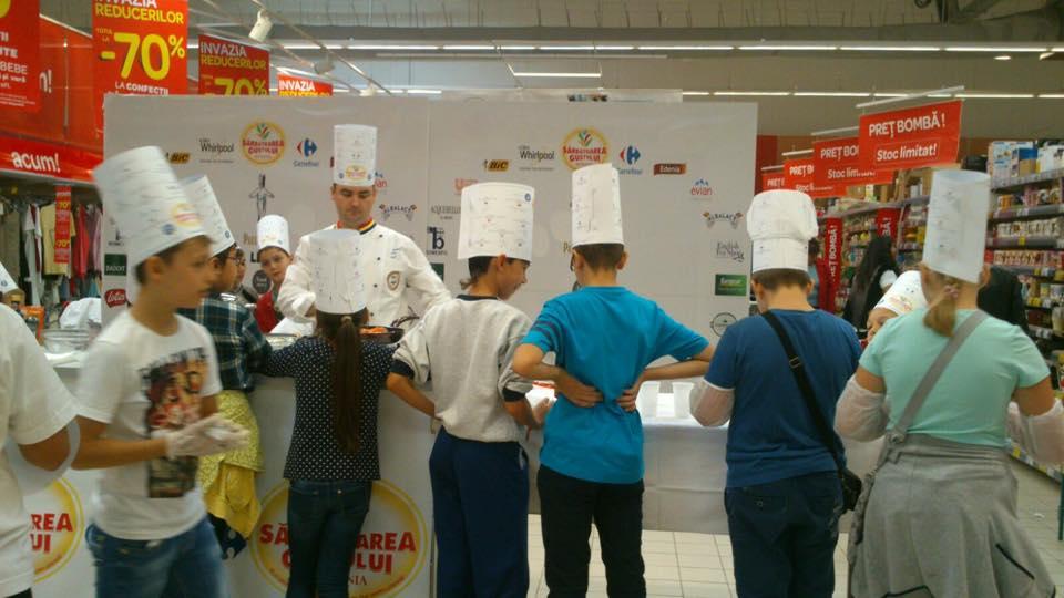 Atelier_Culinar_Sarbatoarea_Gustului_Samuel_Rus_Atelier_Educational_Carrefour_Oradea_08