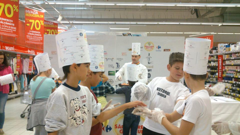 Atelier_Culinar_Sarbatoarea_Gustului_Samuel_Rus_Atelier_Educational_Carrefour_Oradea_09