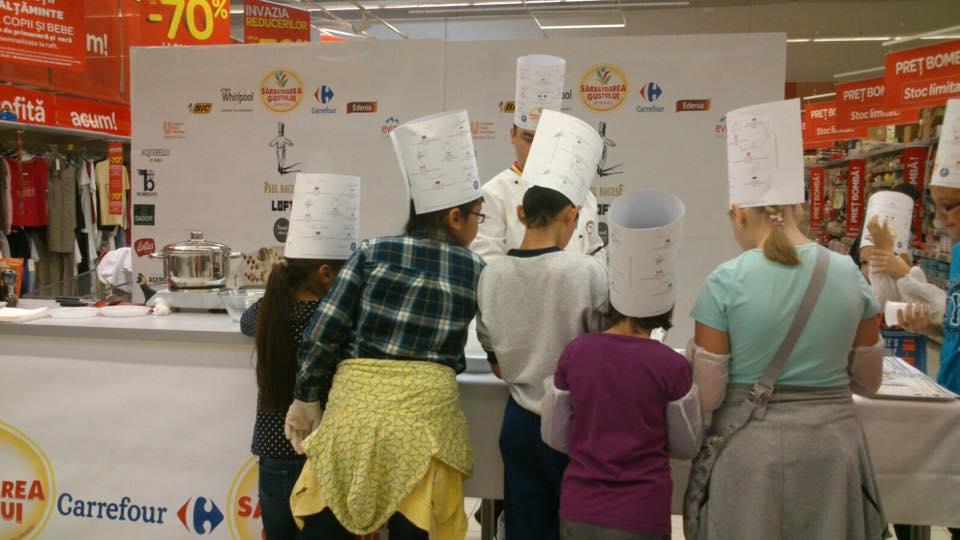 Atelier_Culinar_Sarbatoarea_Gustului_Samuel_Rus_Atelier_Educational_Carrefour_Oradea_10