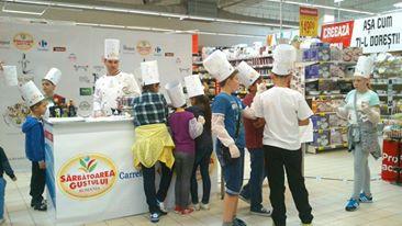 Atelier_Culinar_Sarbatoarea_Gustului_Samuel_Rus_Atelier_Educational_Carrefour_Oradea_16