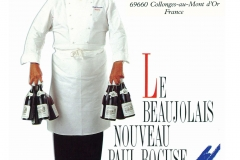 Invitatie Serata Beaujolais Nouveau