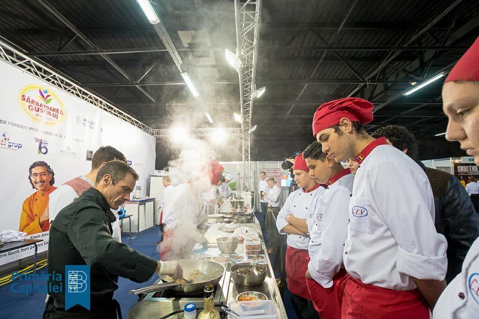 Sarbatoarea_Gustului_Chef_Philippe_Dupre_Master_class_pui_coco_rico_06