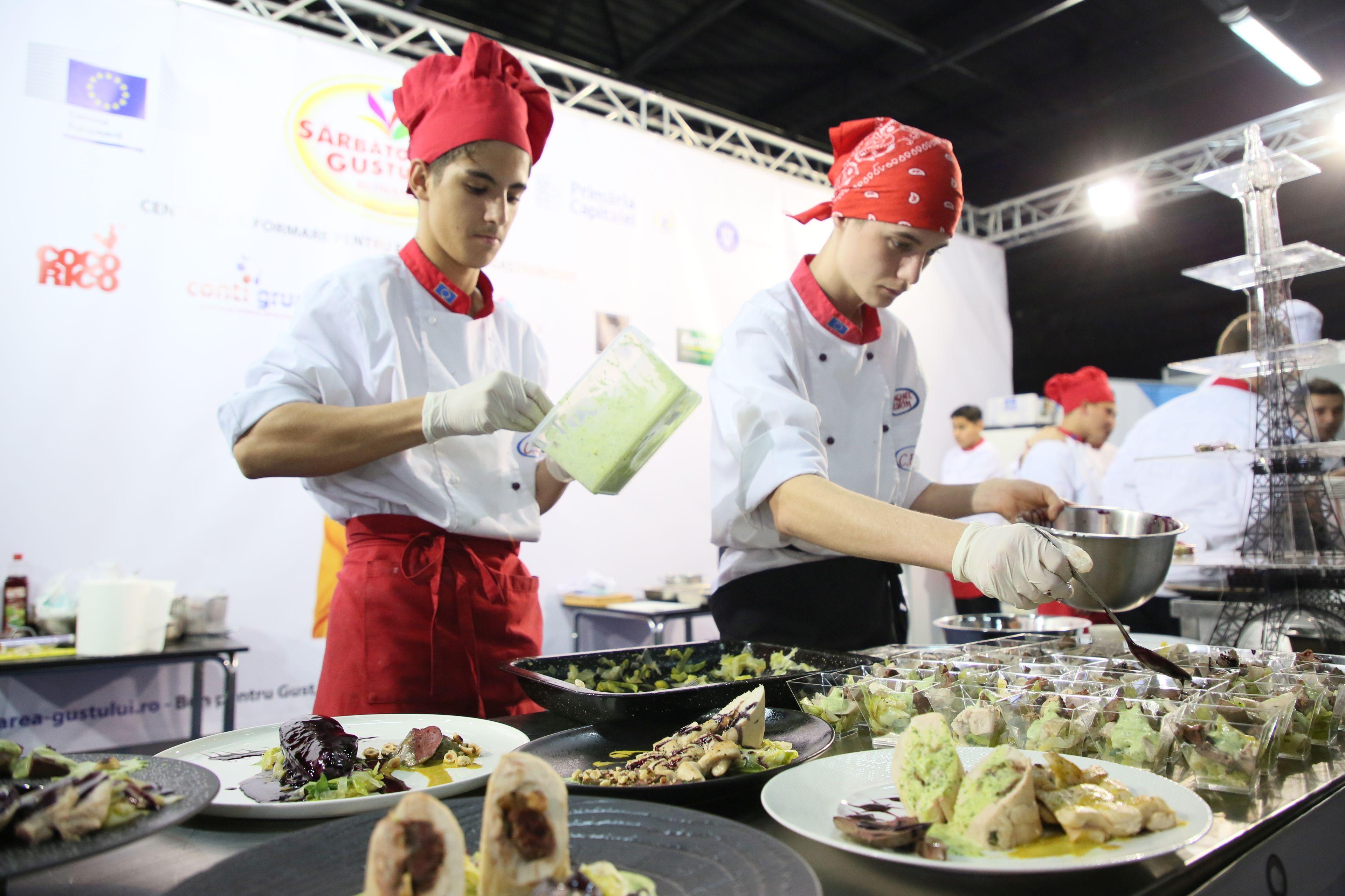 Sarbatoarea_Gustului_Chef_Philippe_Dupre_Master_class_pui_coco_rico_35