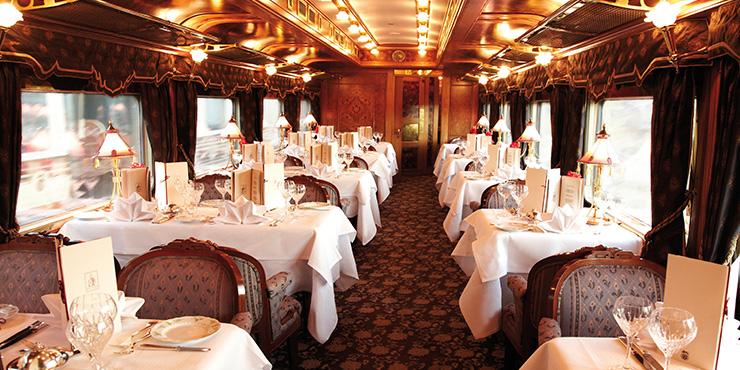 12. Eastern & Oriental Express în Asia