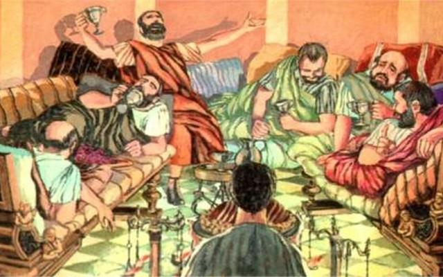 Bucătăria barbarilor (sec. VI- XI)