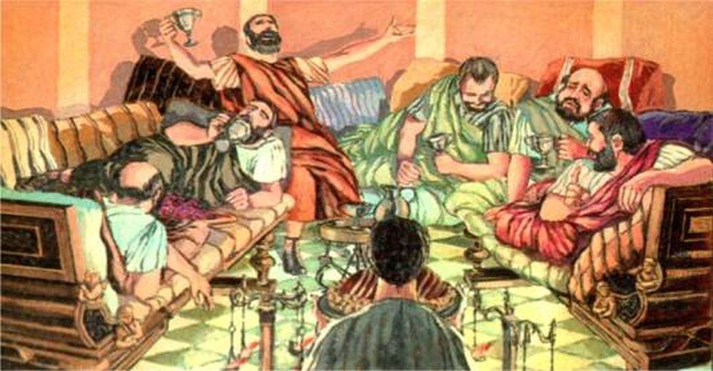 Bucătăria barbarilor