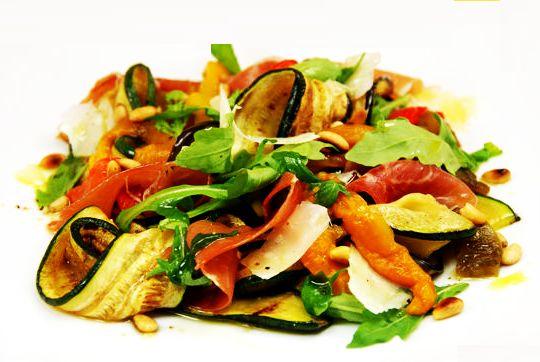 Salata inghetata de legume