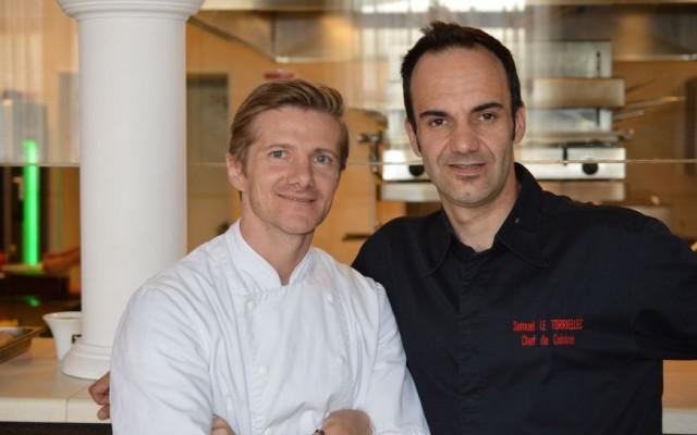 In culisele gastronomiei: o zi alaturi de Chef Samuel Le Torriellec in restaurantul L'Atelier