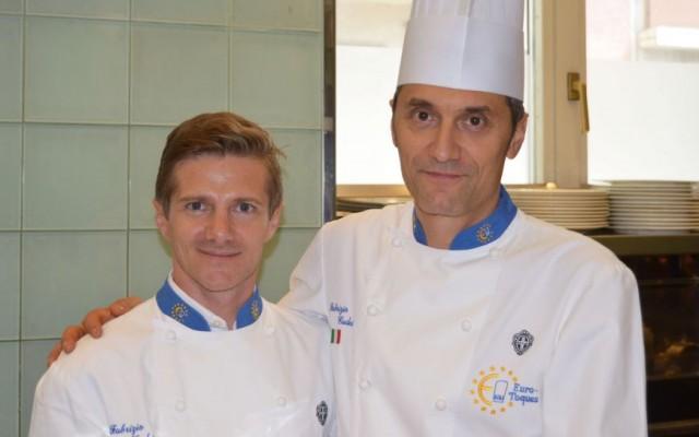 In culisele Gastronomiei: O zi cu Chef Fabrizio Cadei de la Hotel Principe di Savoia din Milano