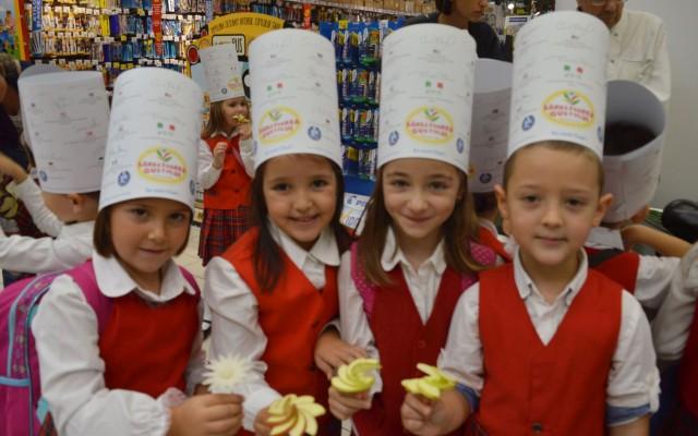 Sarbatoarea Gustului la Carrefour – ateliere culinare educationale