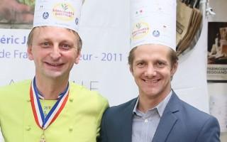 Daniel Dobre et Frederic Jaunault