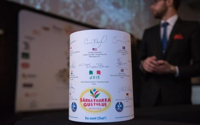 Boneta de Bucatar 2015 – 16 prestigiosi Chefi care conduc bucatariile presedintiilor si caselor regale din lumea intreaga