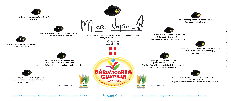 Boneta Bucatar - Sarbatoarea Gustului - 2016