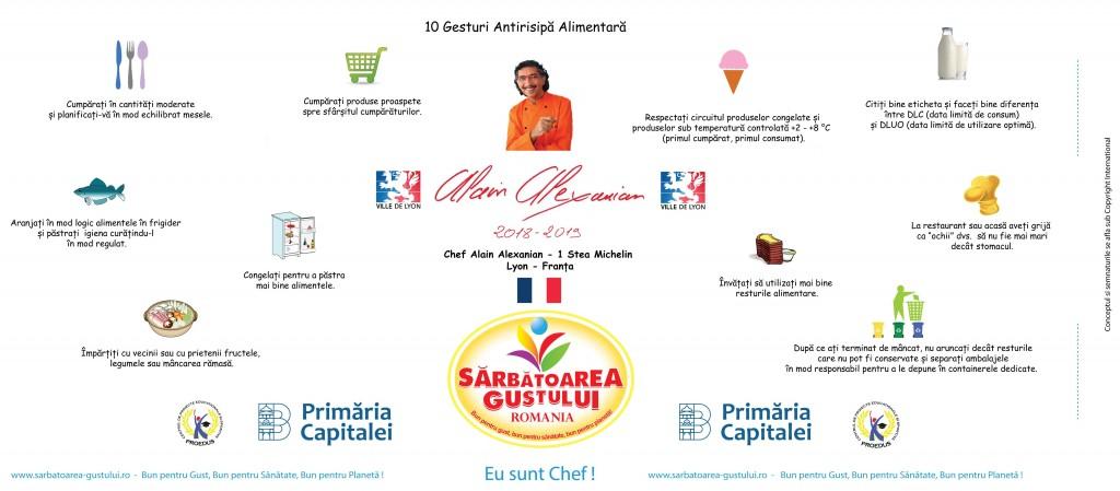 Boneta Bucatar - Sarbatoarea Gustului 2018