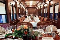 9. Royal Canadian Train